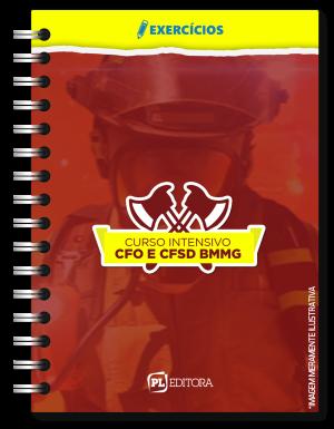 CFO e CFSd Bombeiro – Exercícios